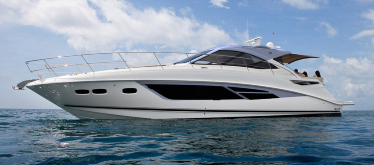 "Sea Ray's 510 Signature will be the ""queen"" of the New York Boat Show."