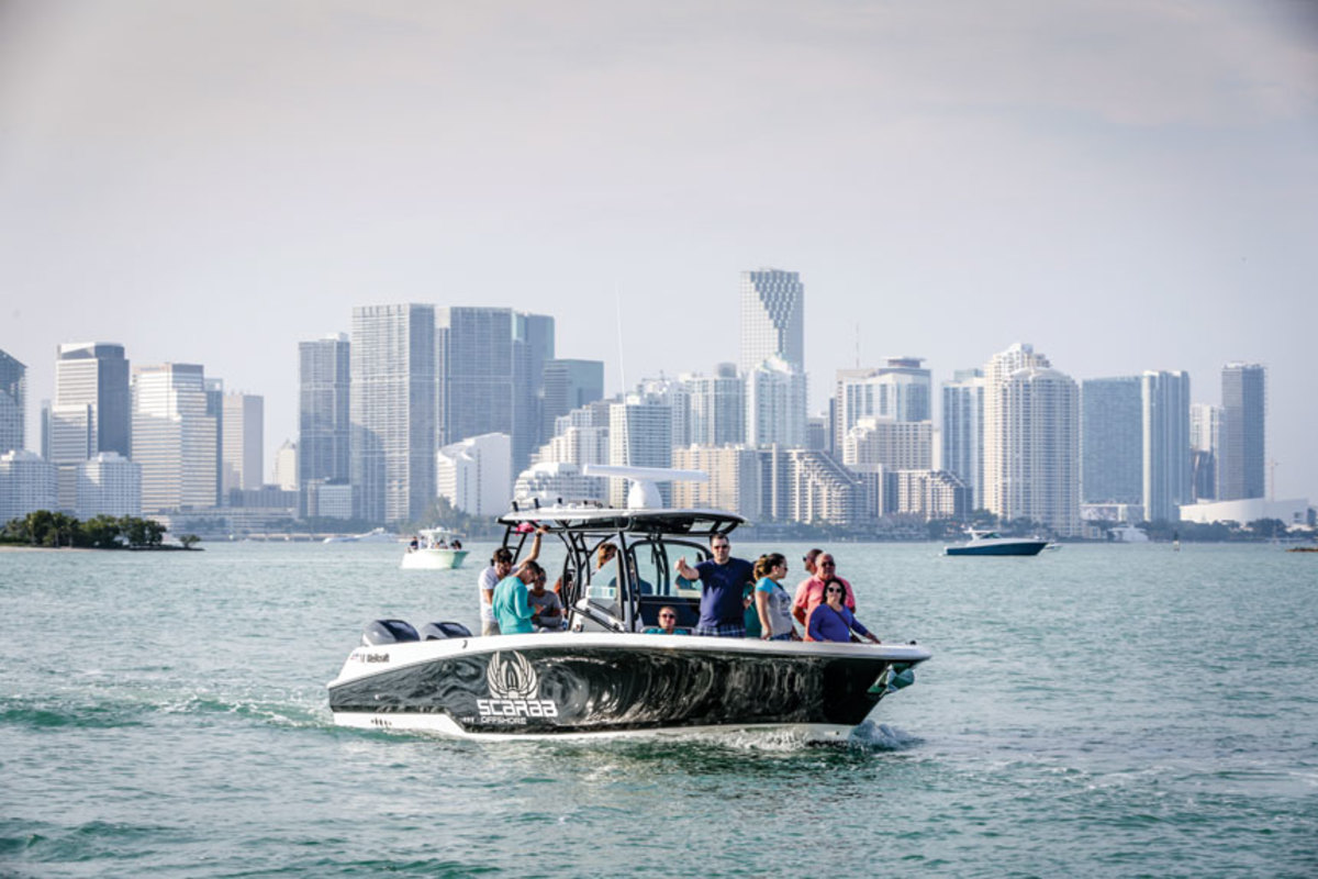 Sea trials will be possible on more than 200 boats this year.