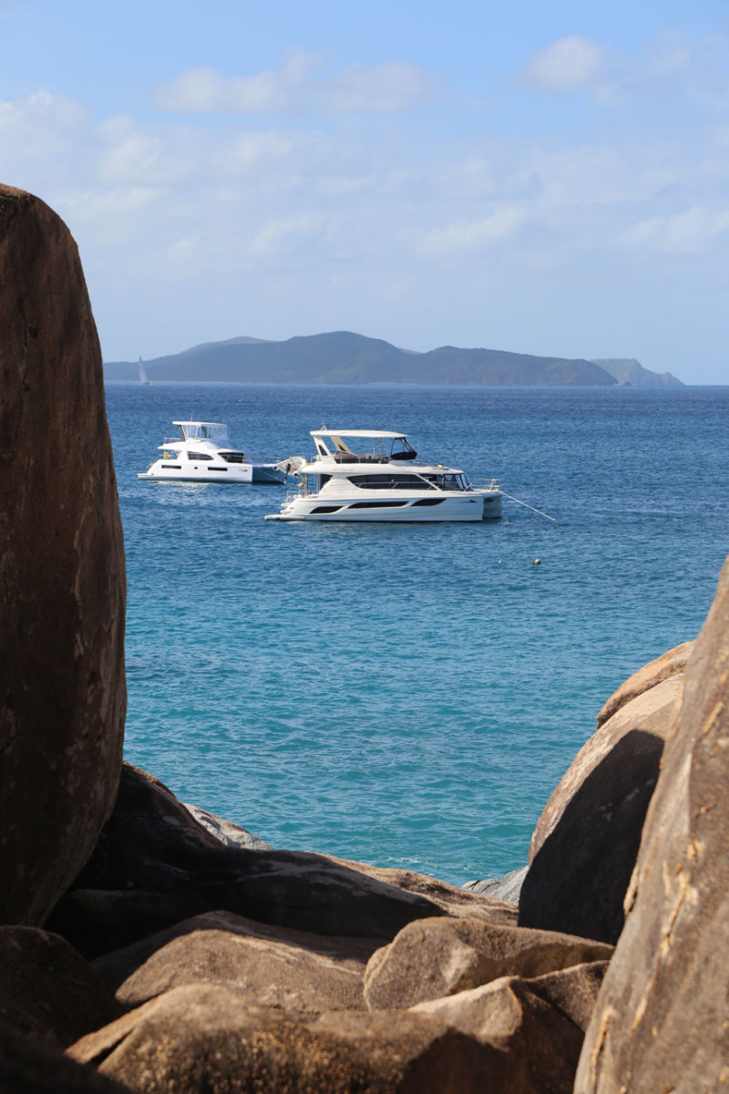 Charter fleets are returning to the BVI, where residents rely on revenue from tourism.