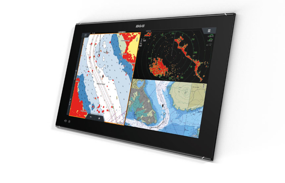 The Zeus3 Glass Helm series is available in 16-, 19- and 24-inch displays.