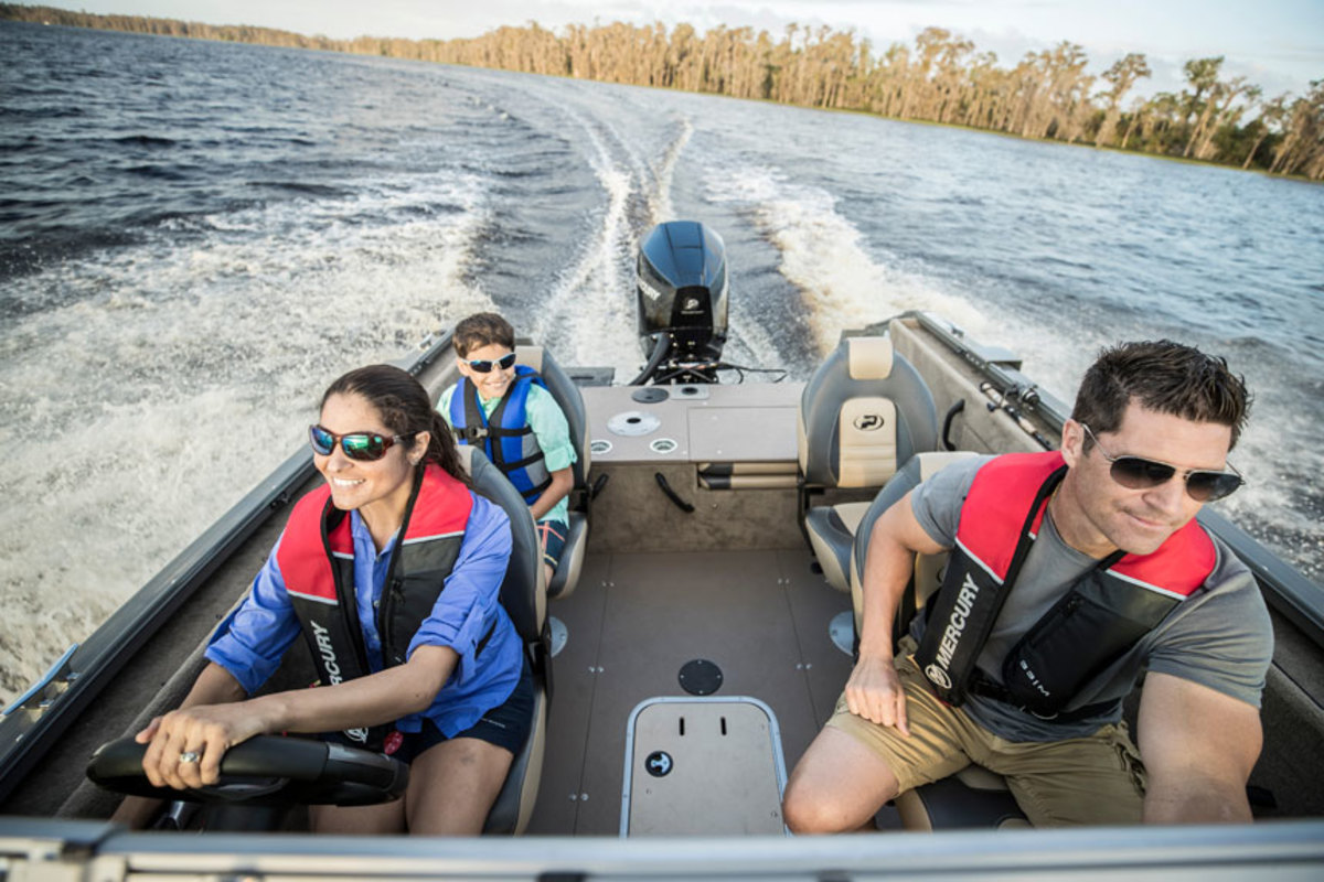Mercury unveils new V-6 outboard - Trade Only Today