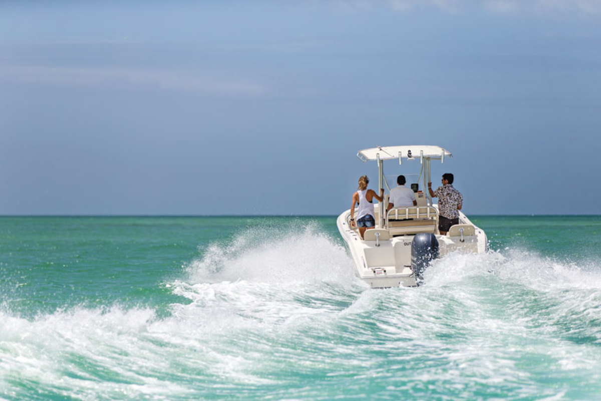 There's still nothing better than loading up the boat and heading out for a day on the water.