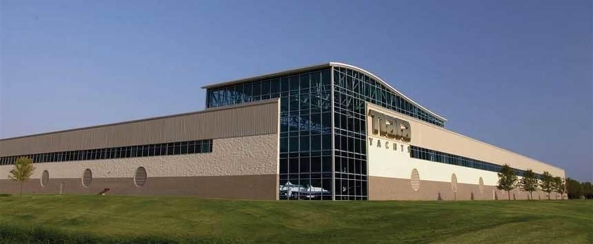 Tiara headquarters in Holland, Mich.