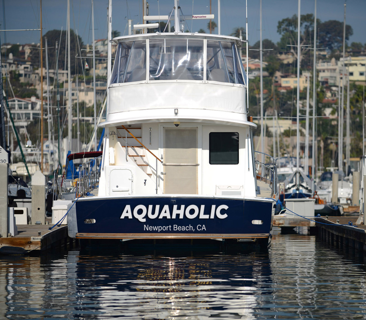 Sea Ray Boat >> What's in a (boat) name? - Trade Only Today
