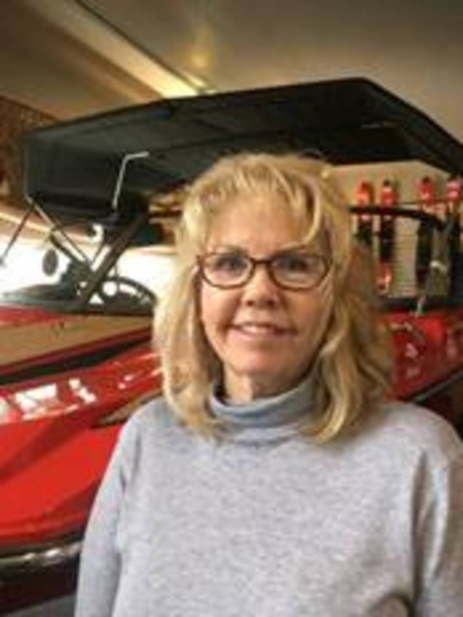 Patti Smith, chairwoman of the Michigan Boating Industries Association, will represent the boating industry on the Outdoor Recreation Advisory Council.