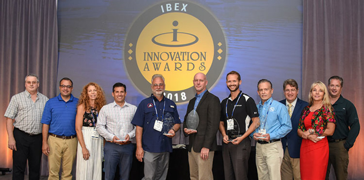 The 2018 Innovation Awards winners.