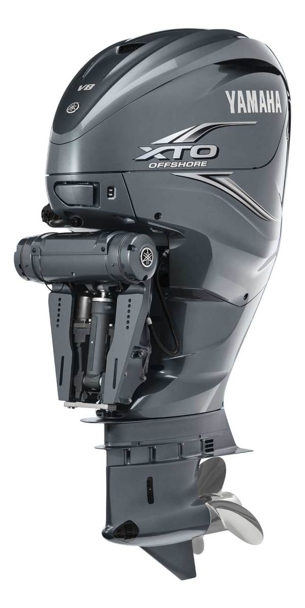 In high demand, Yamaha's 425-hp XTO Offshore is part of a new generation of high-horsepower, high-priced outboards.