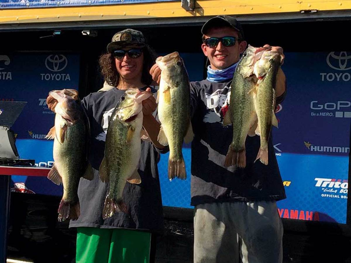 The sport is attracting female and male anglers.