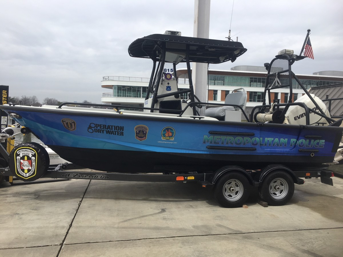 Law enforcement agencies around the country will participate in Operation Dry Water.