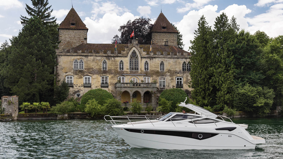 Galeon is one of Poland's largest builders, bringing a steady supply to MarineMax in the United States.