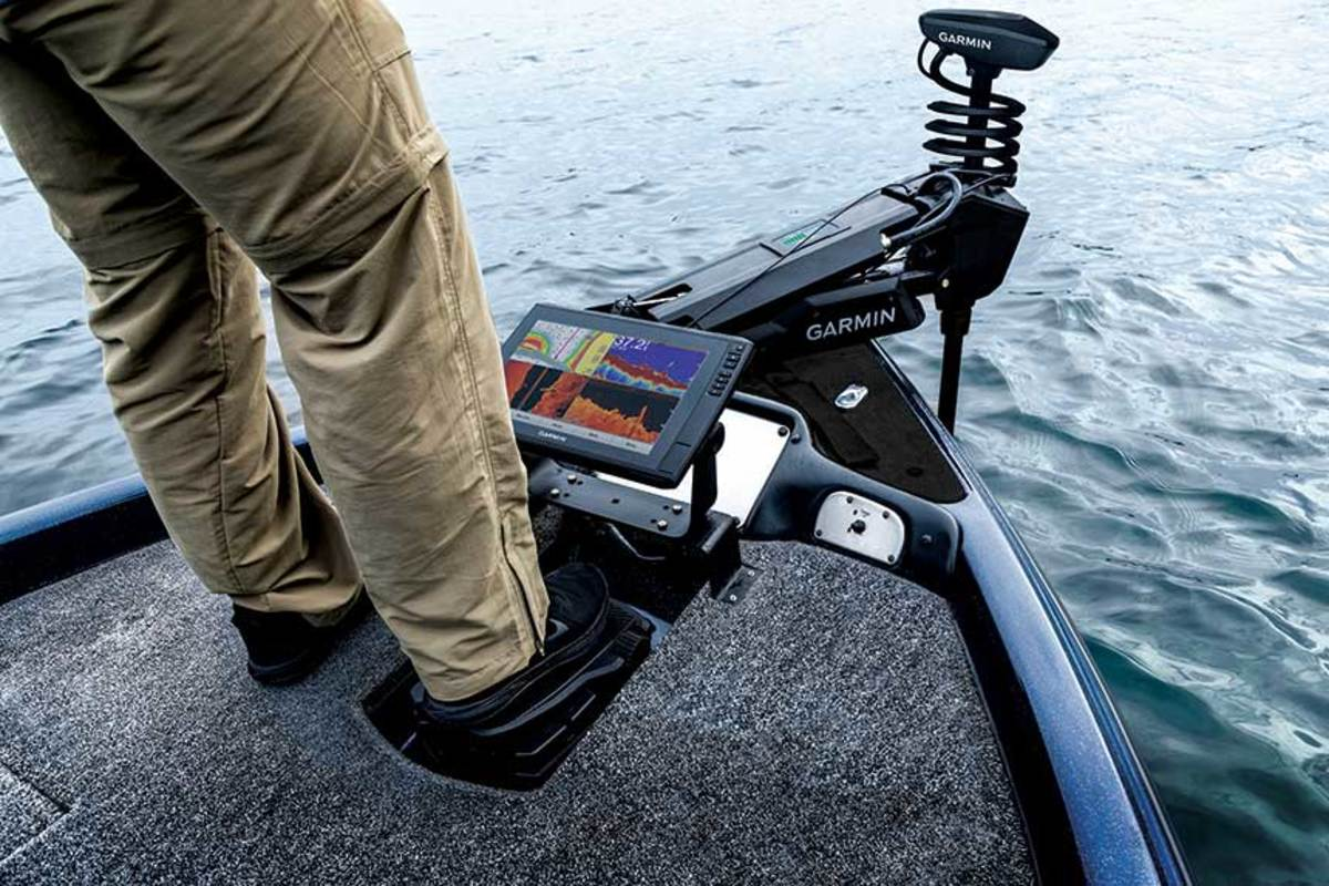Companies such as Garmin are aware of the need to balance technology advances while protecting fisheries.