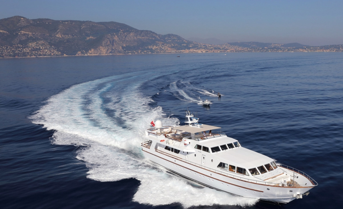 MarineMax acquired Fraser Yachts from Azimut Benetti Group in July.