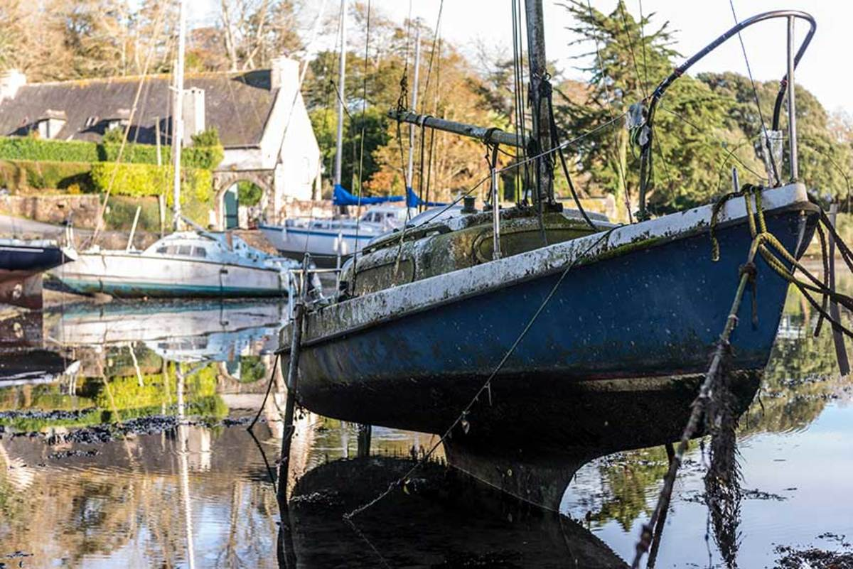 APER, a French association established for recycling boats, plans to dismantle 25,000 hulls by 2023.