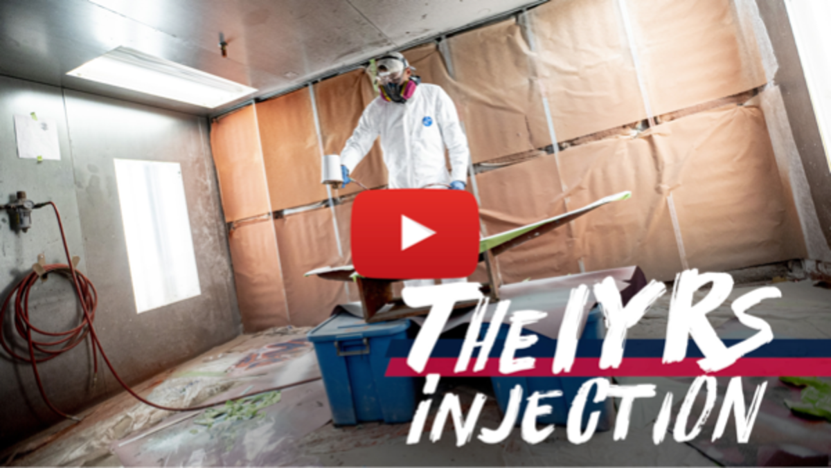 The video highlights the contributions of IYRS students.