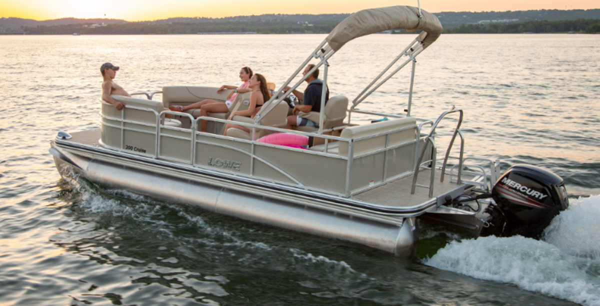 Value segments such as pontoons have been challenged throughout the industry.