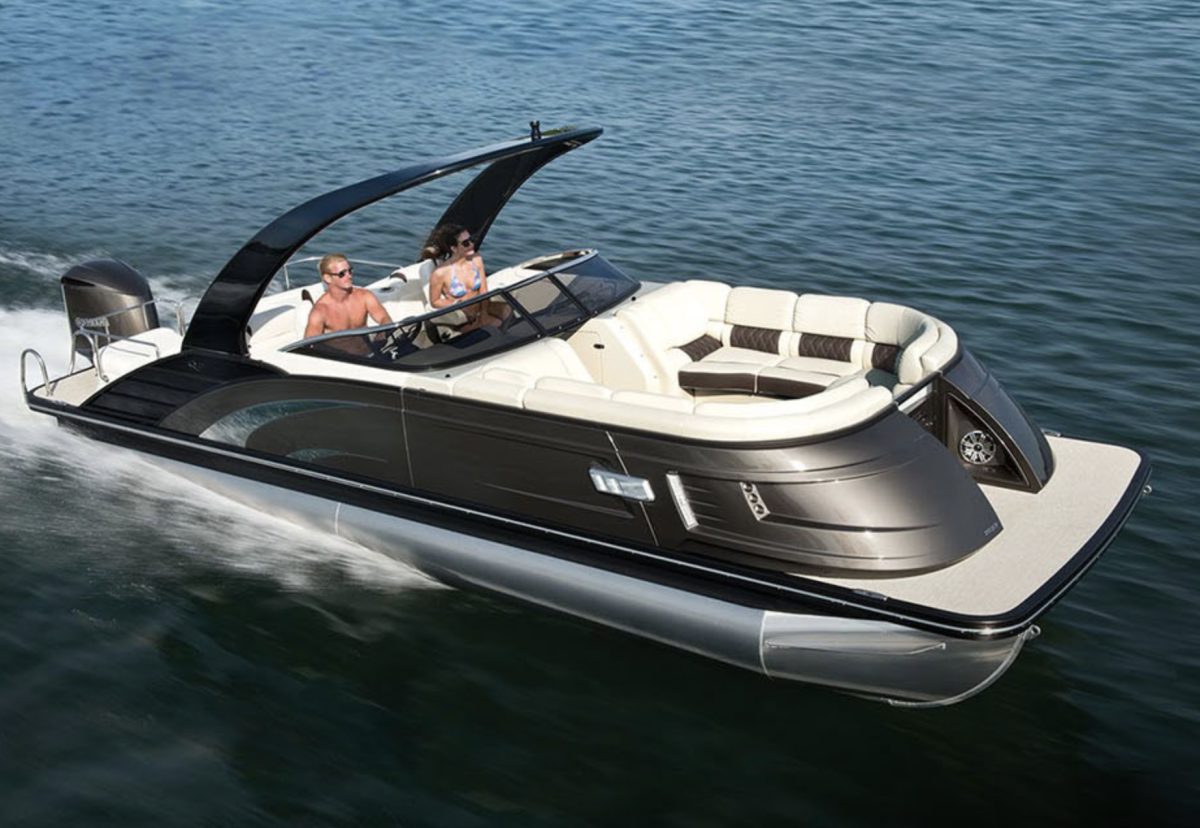 Bennington is one of the seven boat brands Polaris acquired in the last 13 months.