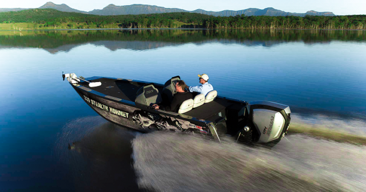 Telwater is a leading builder of aluminum boats in Australia.