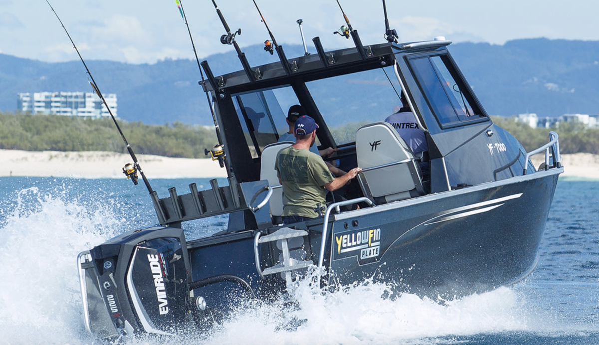 BRP finalized its purchase of Telwater Boats last week.