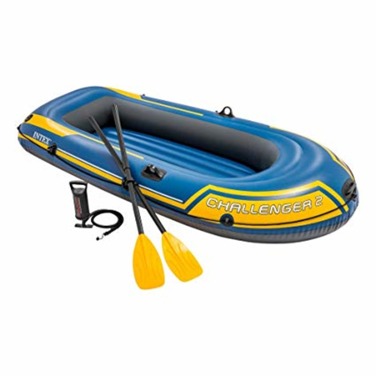 Inflatable boats will not be subject to the current round of tariffs.