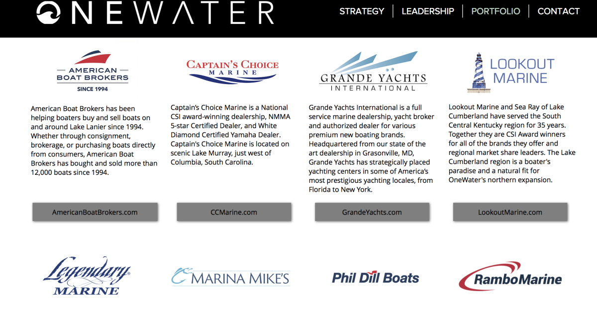 Lead Shot OneWater IPO