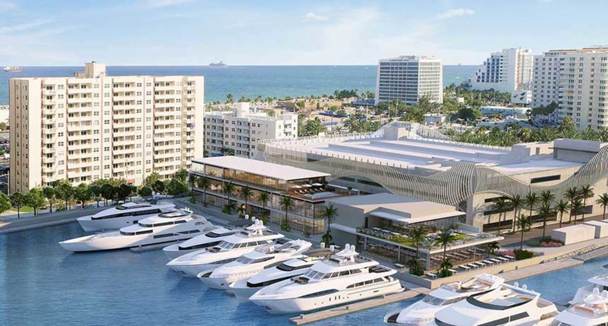 Development proposals for Las Olas Marina in Fort Lauderdale met with three years of protests, red tape and unexpected delays.