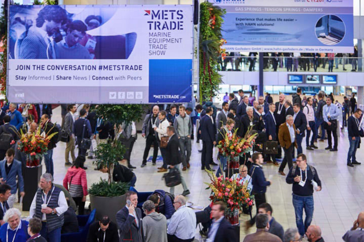 Metstrade is scheduled for Nov. 19-21 at the RAI Exhibition Center.