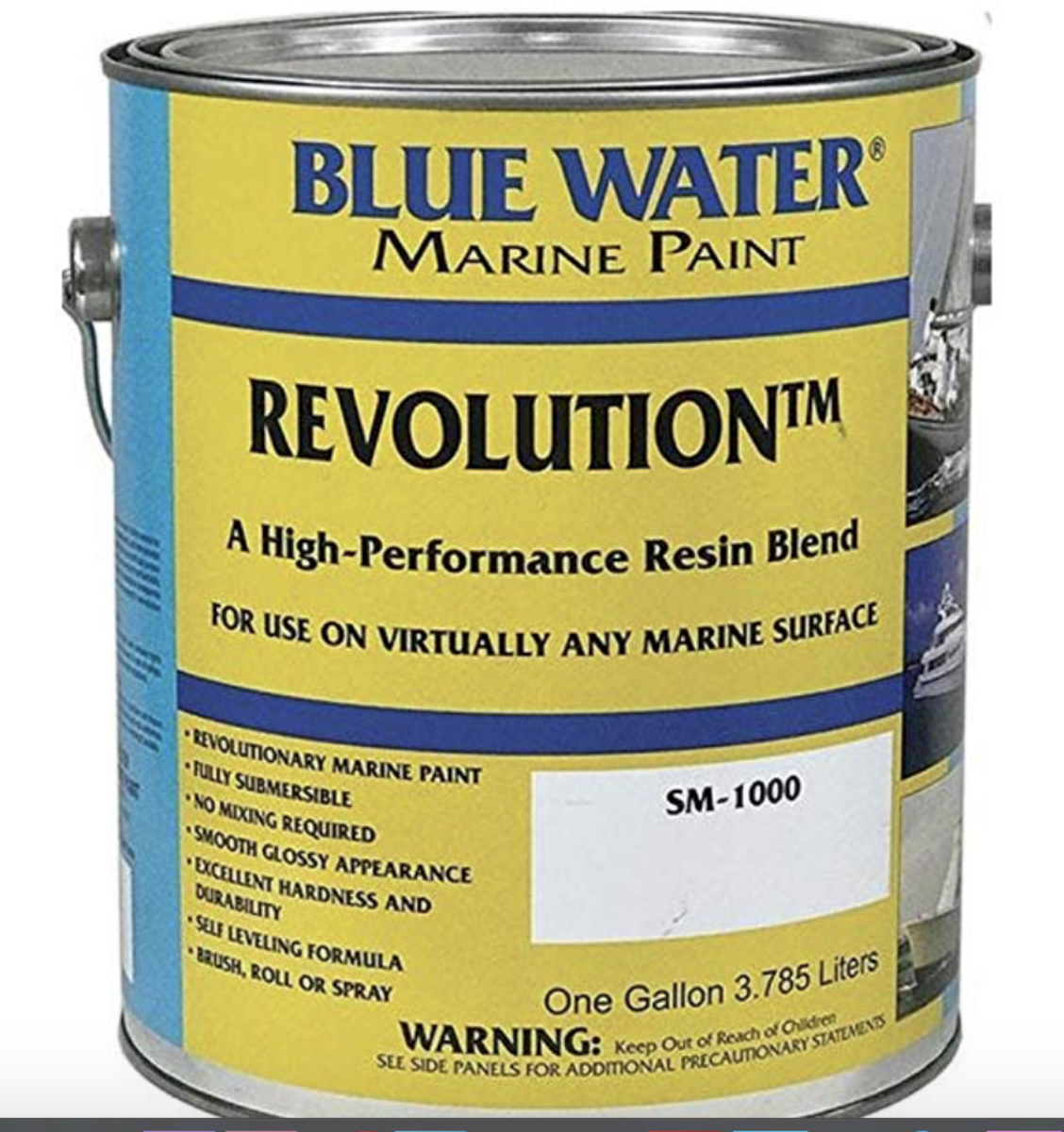 Sea Hawk parent acquires Blue Water paints - Trade Only Today
