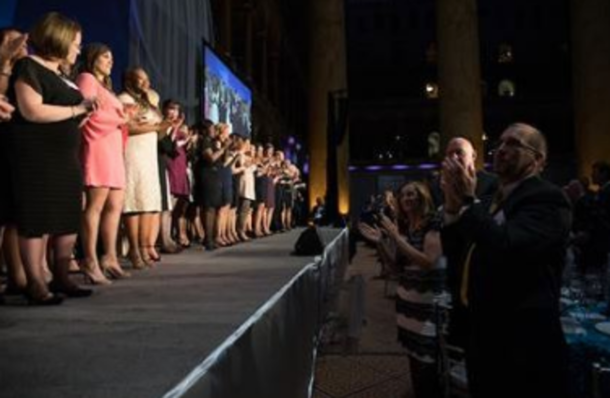 The STEP Ahead Awards honor women in a variety of industries.