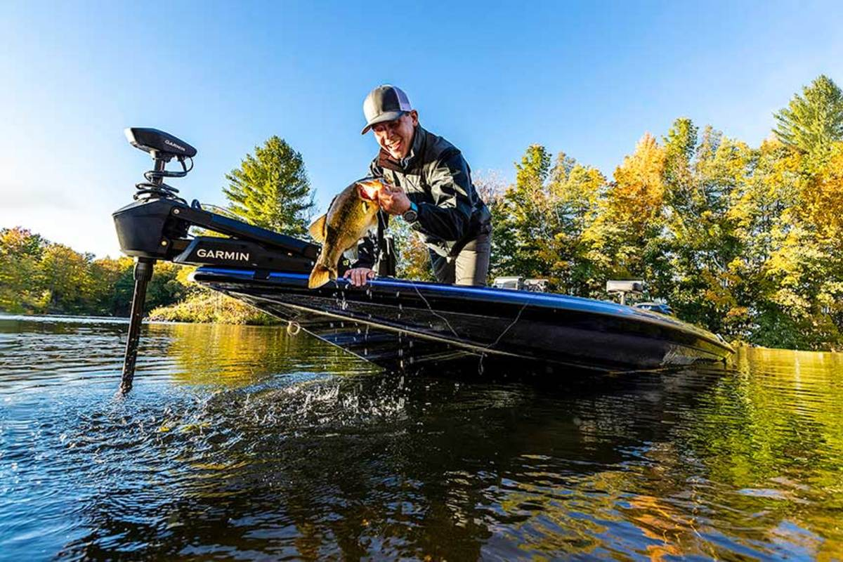 Garmin says that offering just two versions of its freshwater Force makes it attractive to bass-boat builders.