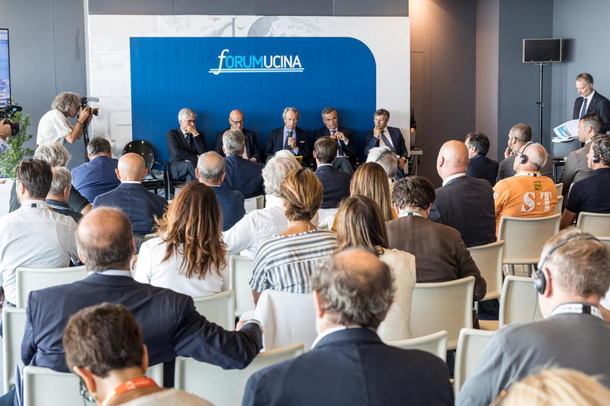 UCINA's Boating Economic Forecast at the Genoa Show. Credit: UCINA