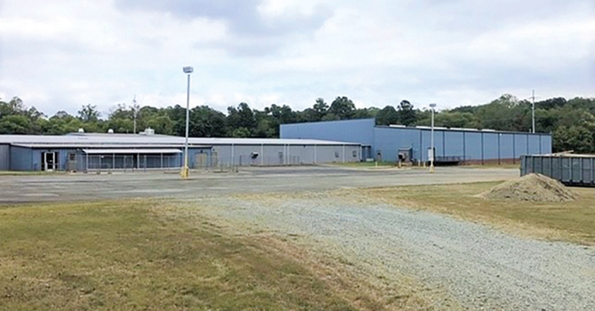 Flexaust is leasing the facility in Burlington, N.C., and plans to start production in 2020.