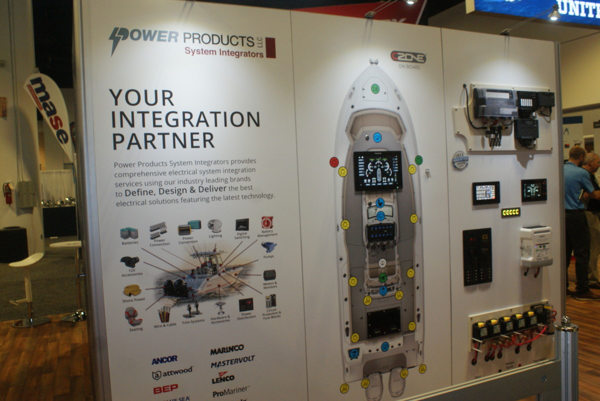 Power Products Systems Integrators is the latest division of Power Products.