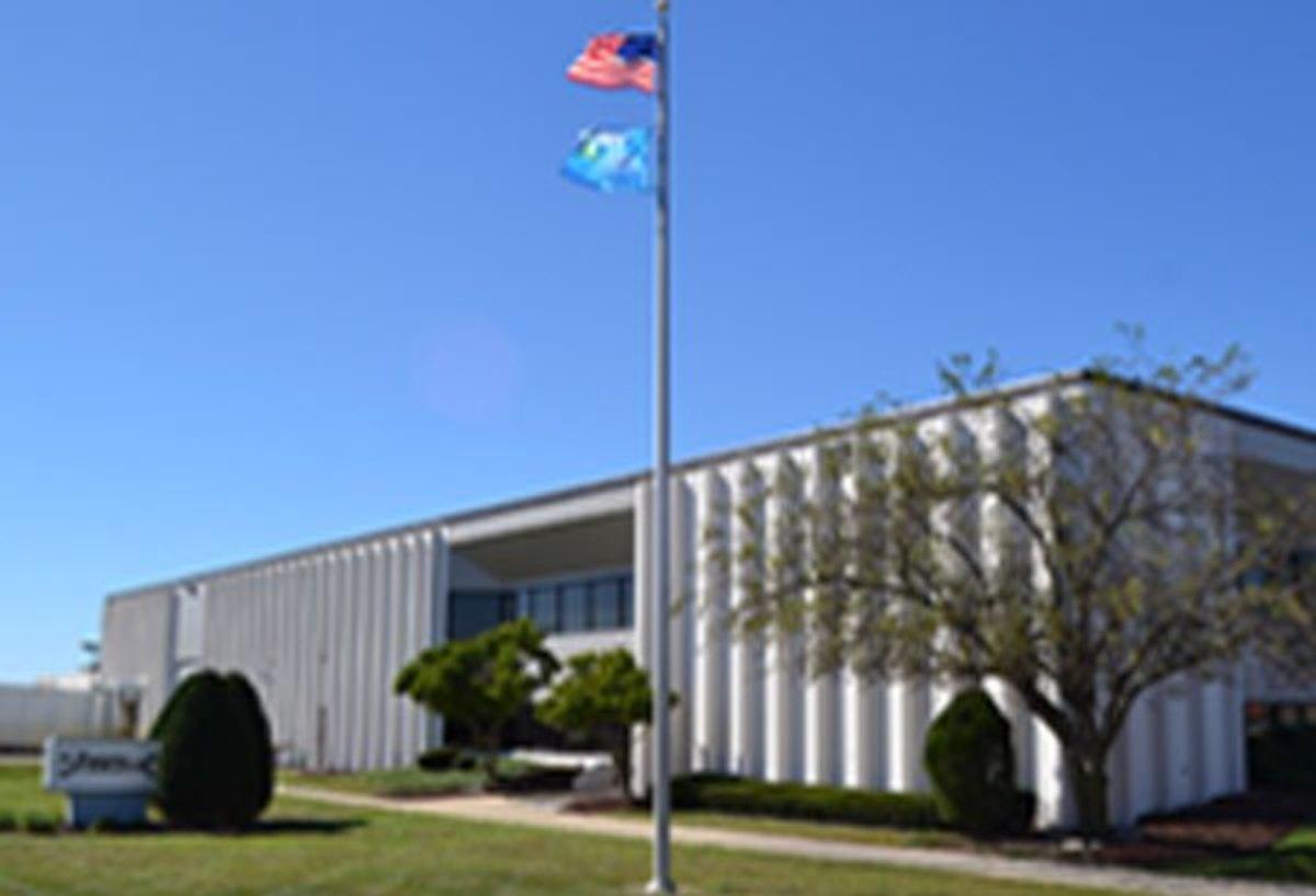 The Fasco Fastener headquarters.