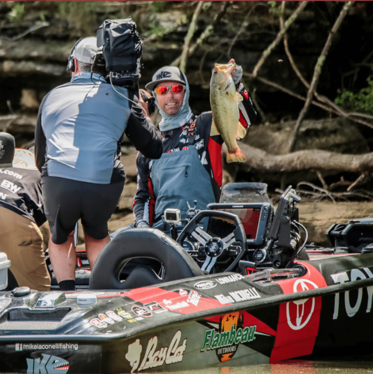 FLW will combine the biggest bass fishing style with MLF's approach of immediate release.