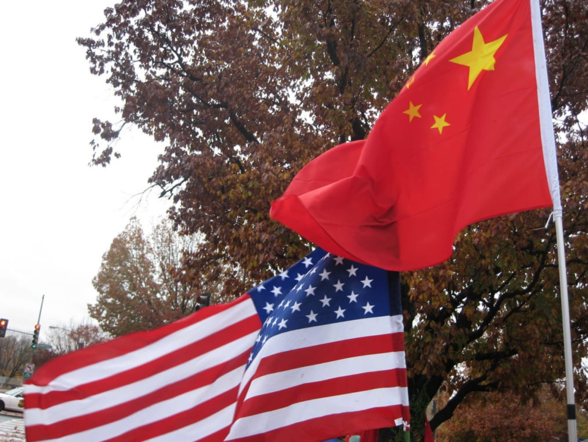 Friday the United States and China announced a partial deal to deescalate the trade war.