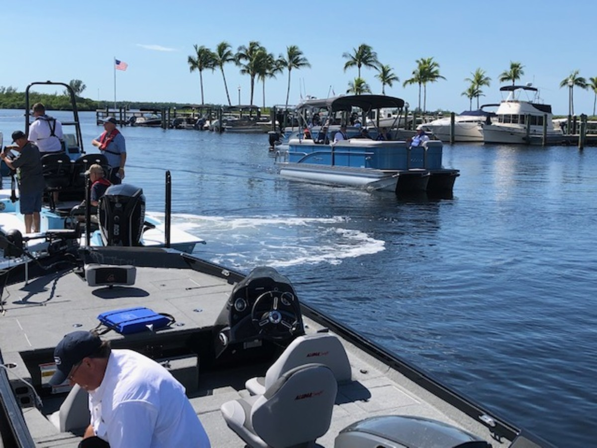 The company is now integrating its engines into new-product development with its boat brands as part of its long-term growth plans.