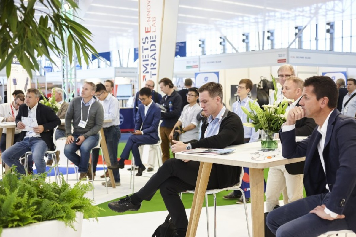 Metstrade provides many educational opportunities.