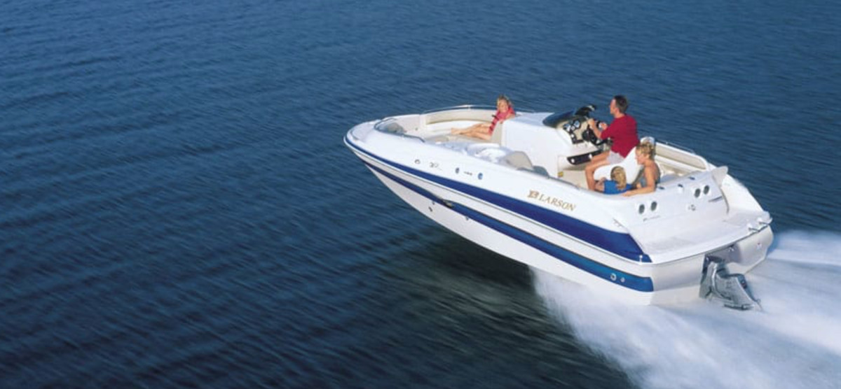 Polaris acquired the Larson Boat Group in January.