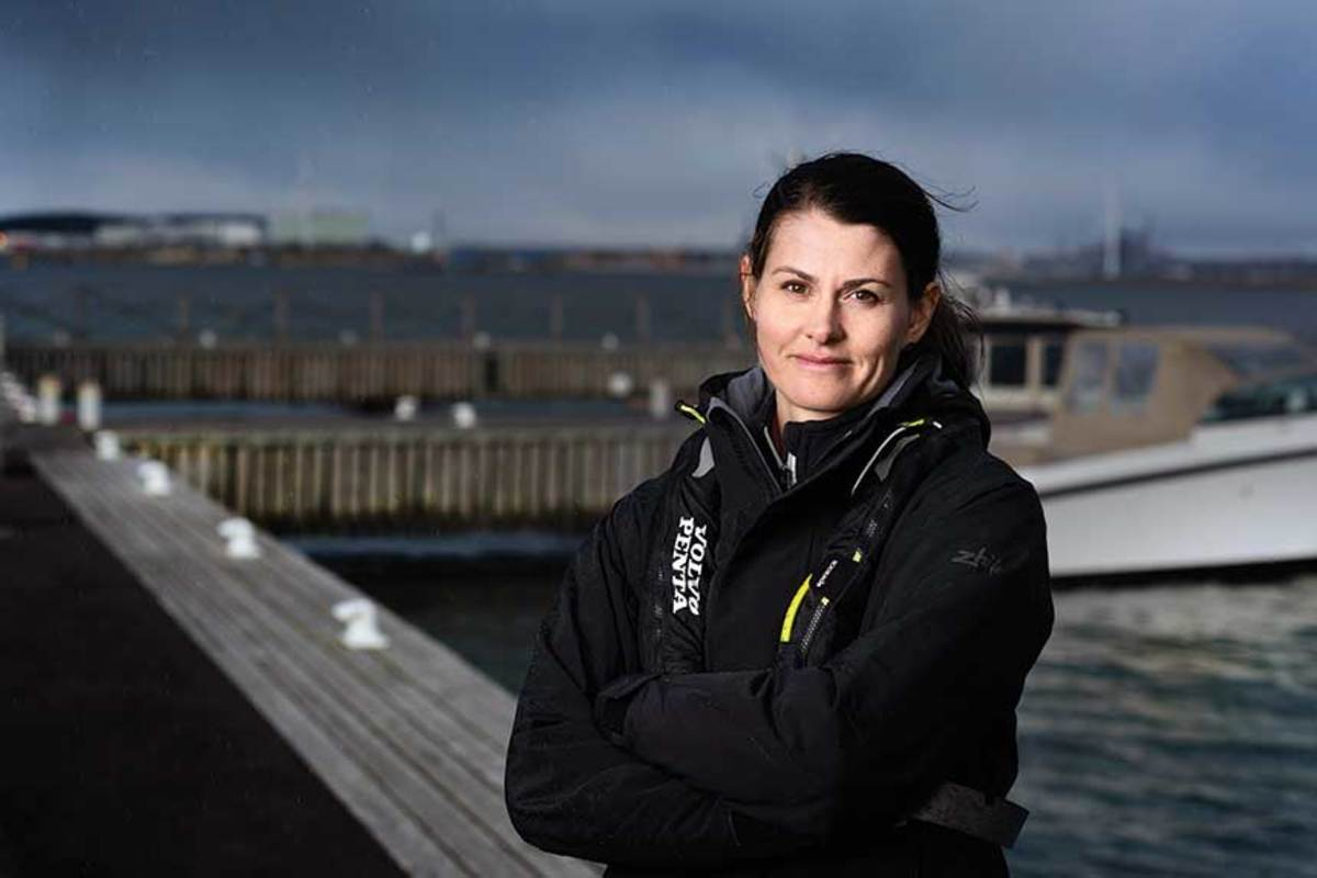 Hanna Ljungqvist is helping create a culture of innovation at Volvo Penta.
