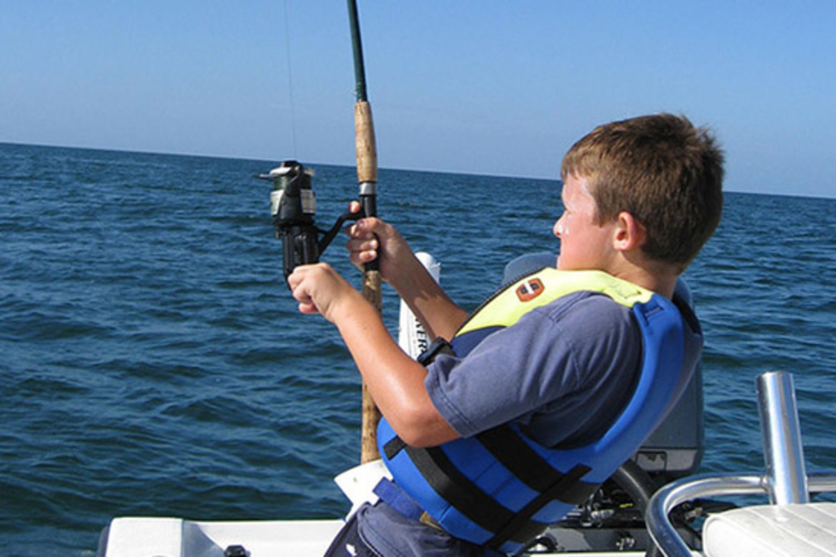 The reauthorization fund ensures that the next generation of anglers can enjoy fishing.