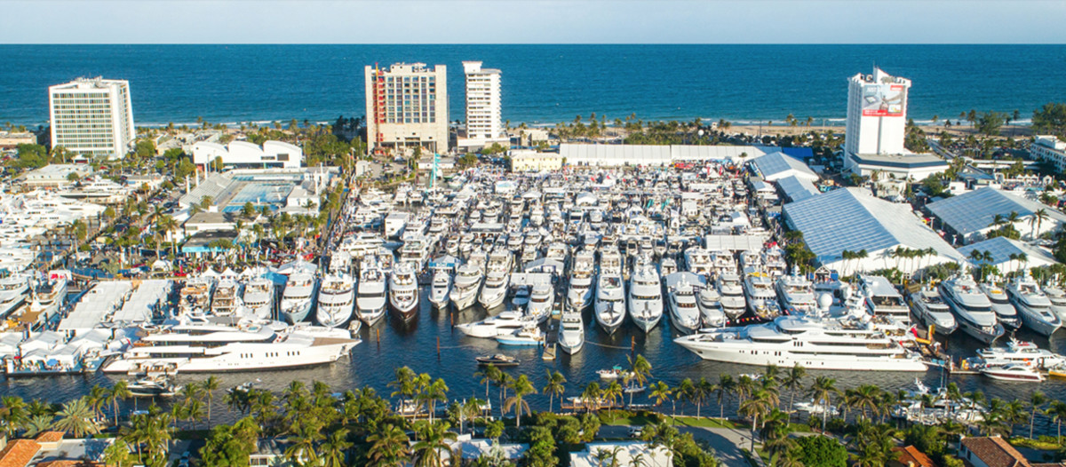 MarineMax is offering customers an opportunity to virtually visit its booths at the Fort Lauderdale International Boat Show.