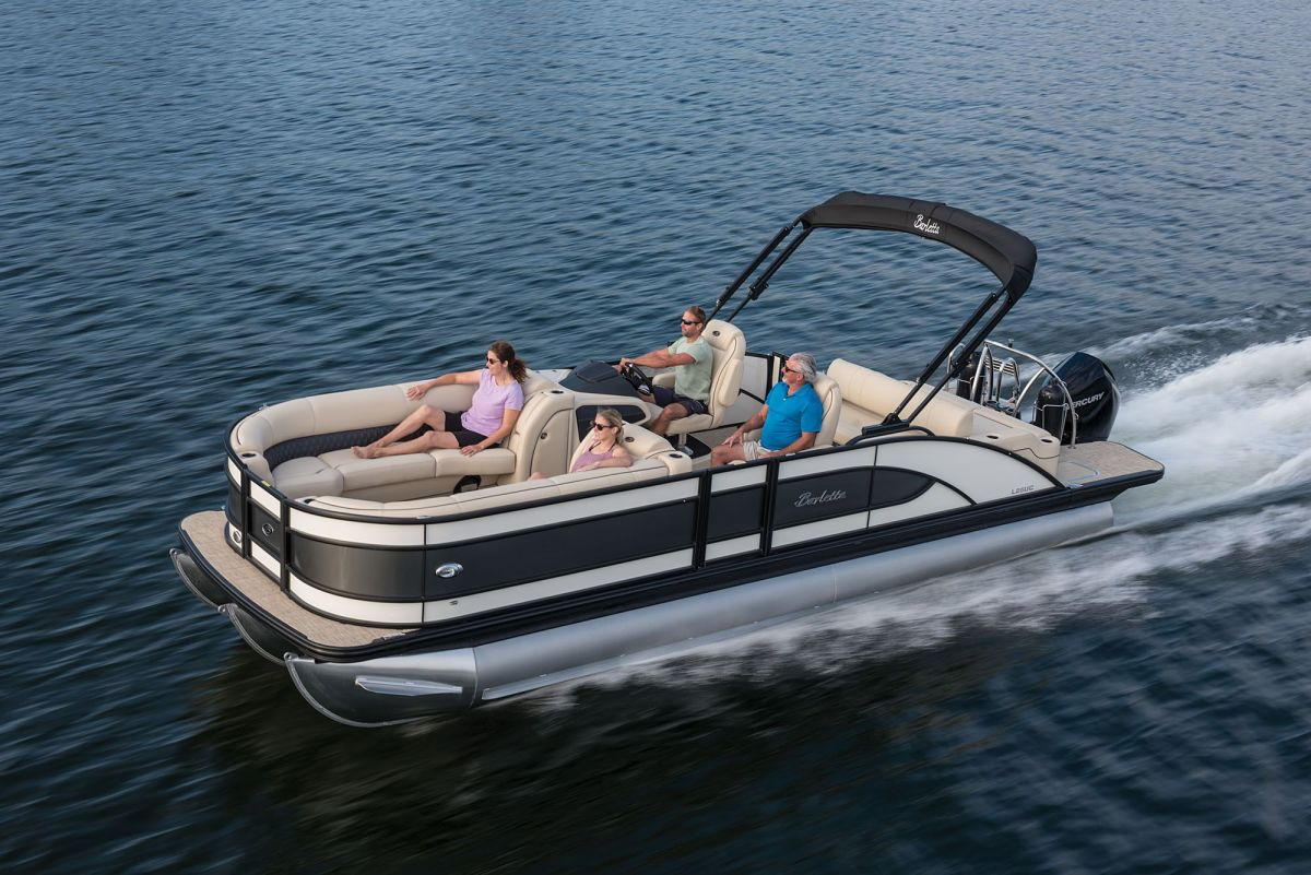 Barletta pontoon boats are gaining popularity for their performance and amenities.