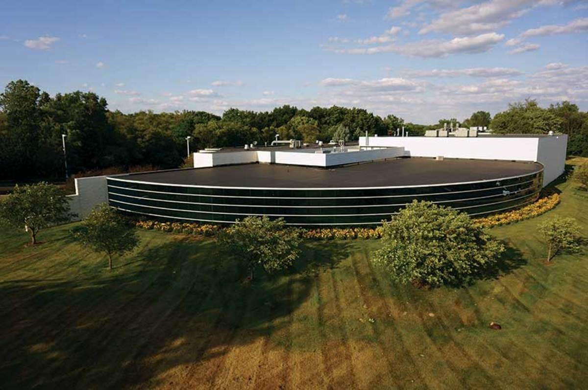 Ilmor's U.S. headquarters  in Plymouth, Mich.