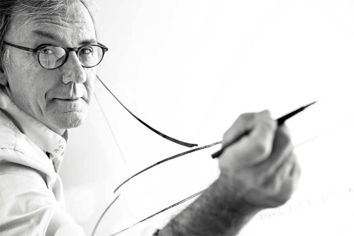 Designer's designer:  Despite his prolific portfolio, Briand is known for some of the world's most technically complex sailing yachts.