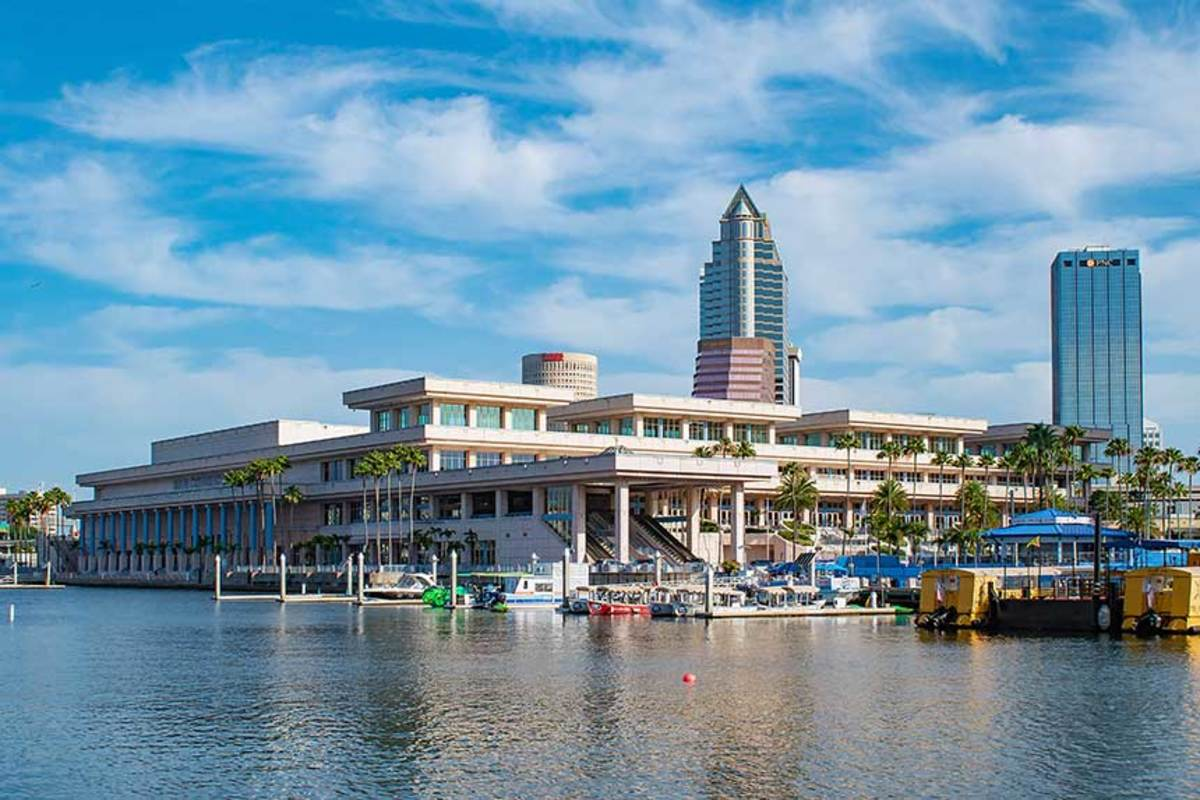 Dealer Week takes place at the Tampa Convention Center.