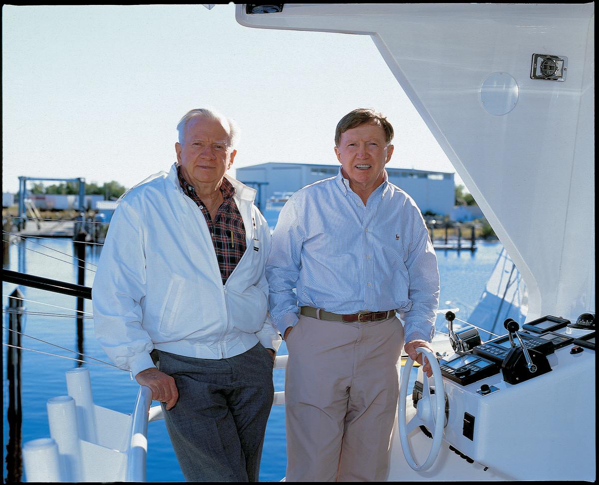 Bill and Bob Healey