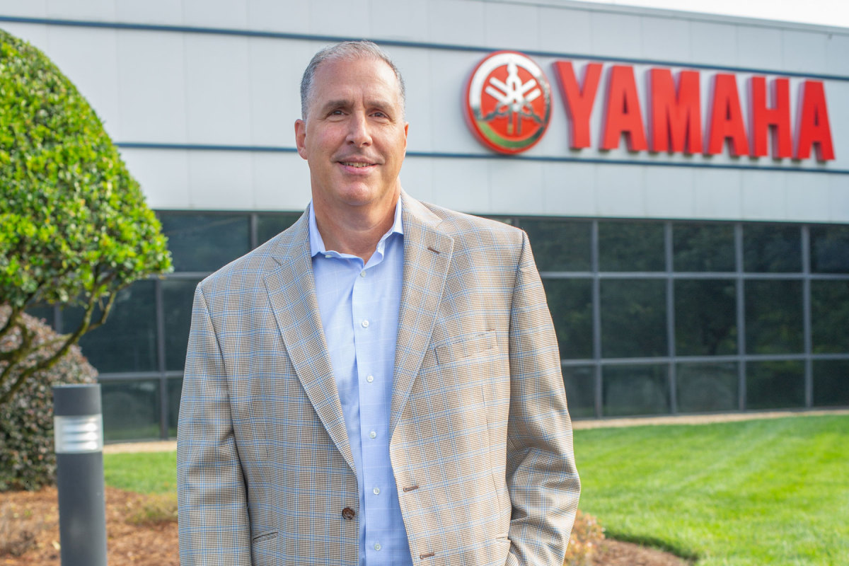 Bryan Seti, general manager of Yamaha WaterCraft Group, was named as chairperson of Grow Boating Board of Directors.