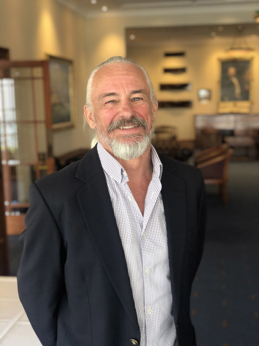 Jeremy Spear was recently elected president of the Australian International Marine Export Group.