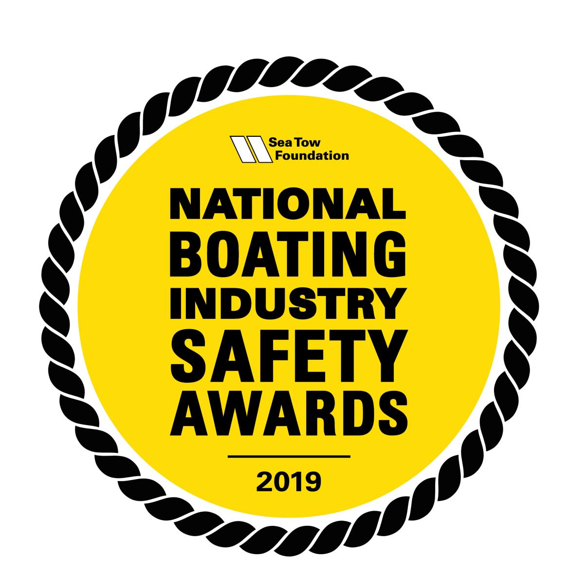 National Boating Industry Safety Awards Logo