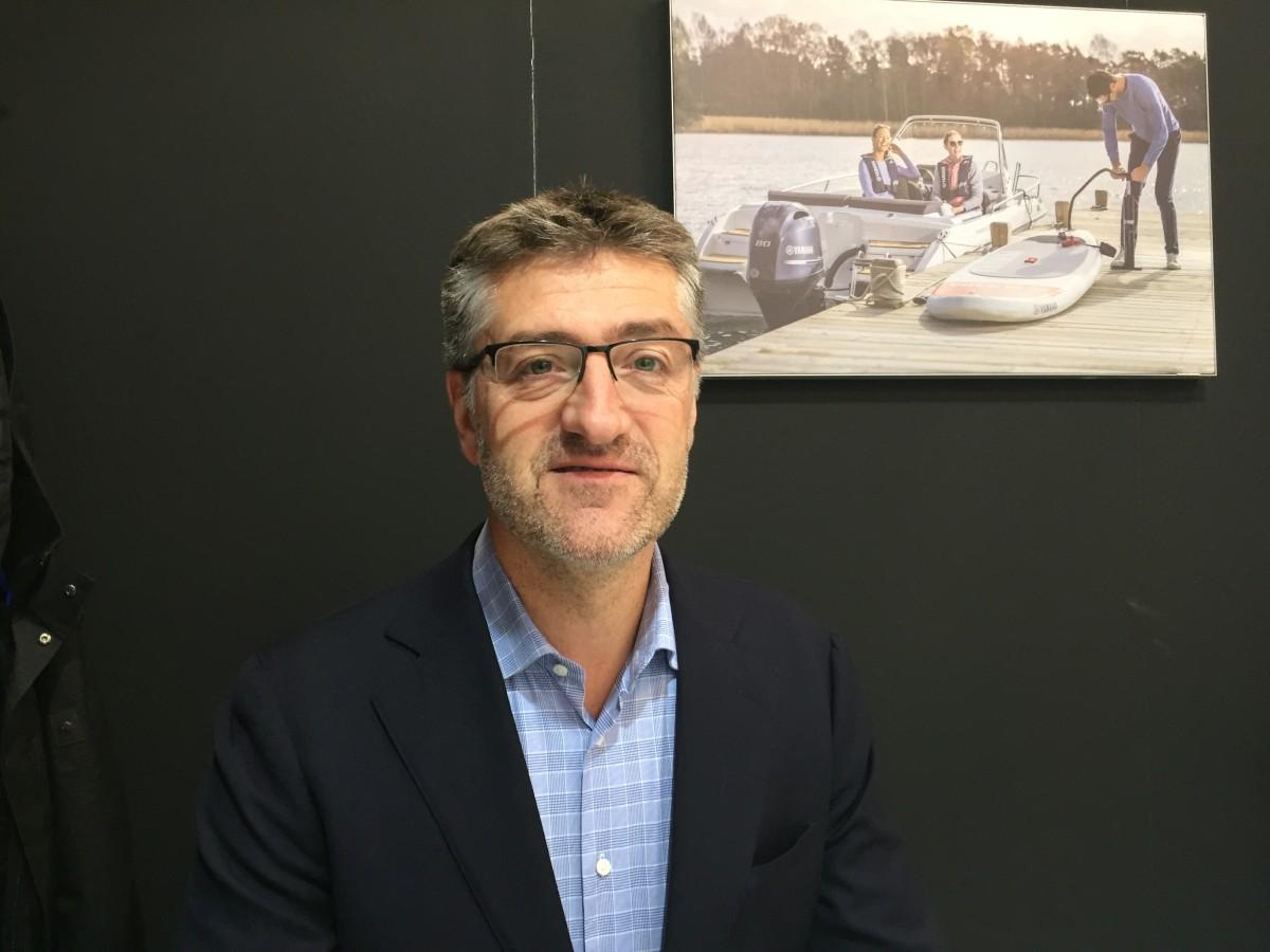 Fabrice Lacoume, Yamaha Marine